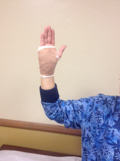 Helpful Tips for Post-Operative Elbow, Hand and Shoulder